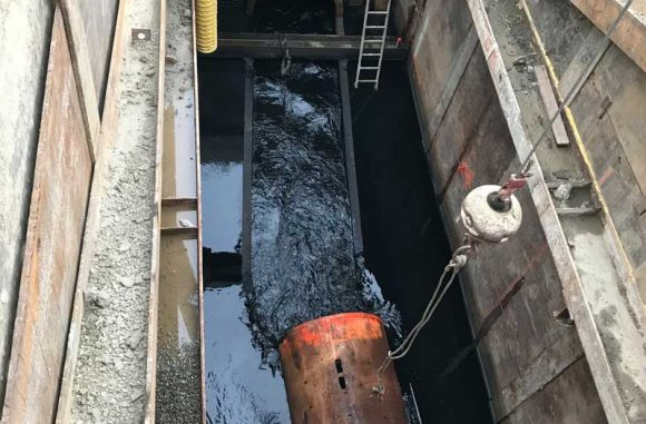 """Joint Outfall """"C"""" Unit 3A"""