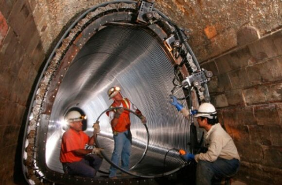 """Joint Outfall """"A"""" Trunk Sewer Pipeline Rehabilitation"""