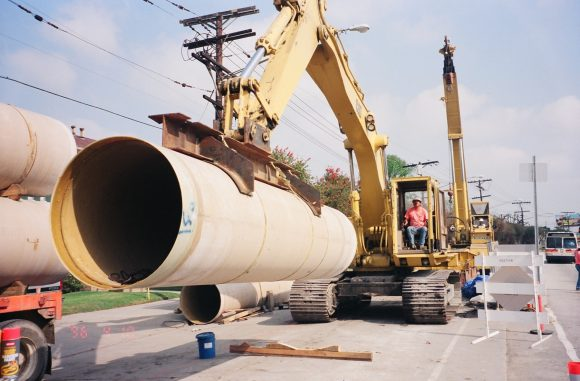 """Joint Outfall """"C"""" Trunk Sewer Pipeline Rehabilitation"""